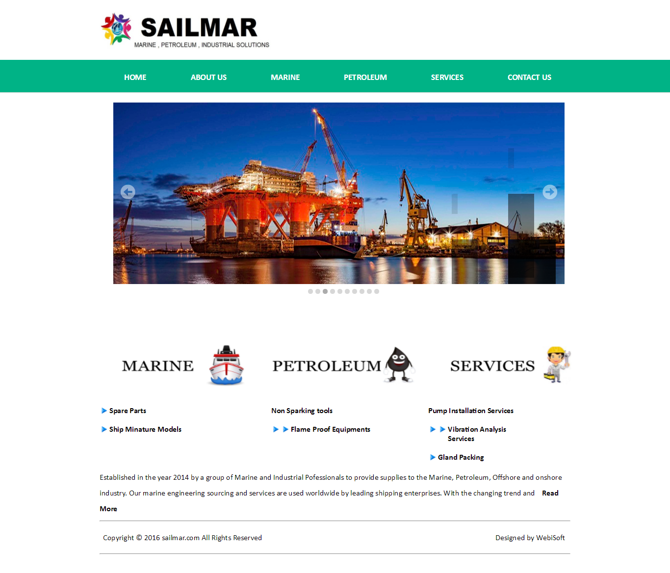 Sailmar Pvt. Ltd.